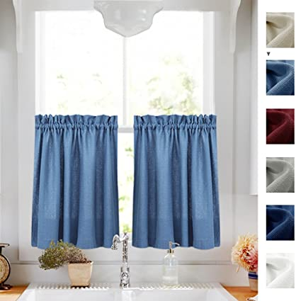 cafe tier curtain modern rhapsody a designs kitchen and top tension clips rod curtains hupehome with