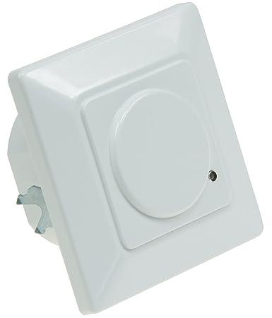 Unterputz HF Bewegungsmelder 160 LED geeignet 3-Draht Technik weiß ...