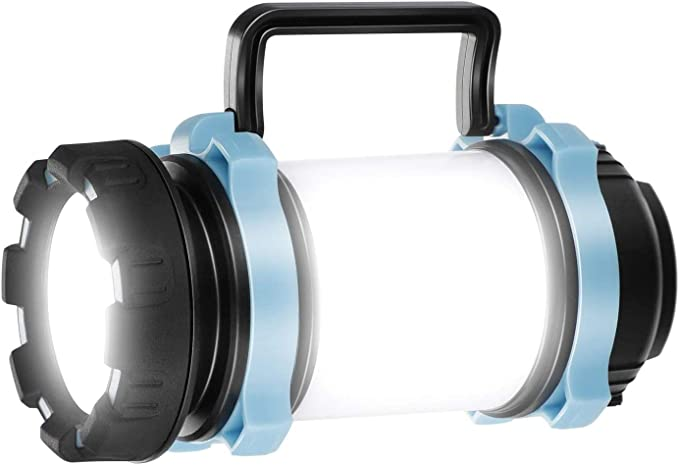 avec 10 Manchons Lampe pour Camping Randonn/ée,Puissance: 80LUX Perfeclan Lanterne Camping Bivouac Lanterne /à Gaz Portable,Eclairage Camping Etanche
