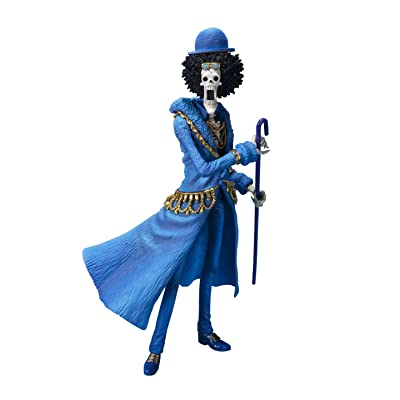 Bandai 17747 – One Piece 56518 20th Diorama – Figuarts Zero – Brook: Toys & Games