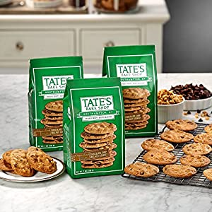 Tate's Bake Shop 3 pk Chocolate Chip Walnut Cookies