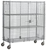 Williams WBSC2460S Stationary Bulk Storage Cage