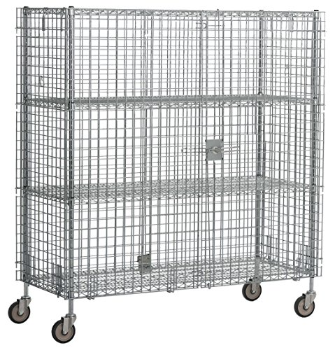 Williams WBSC2460S Stationary Bulk Storage Cage by Williams