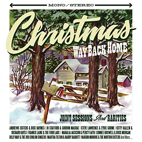 Christmas 'Way Back Home - Joint Sessions And Rarities [ORIGINAL RECORDINGS REMASTERED] 2CD SET