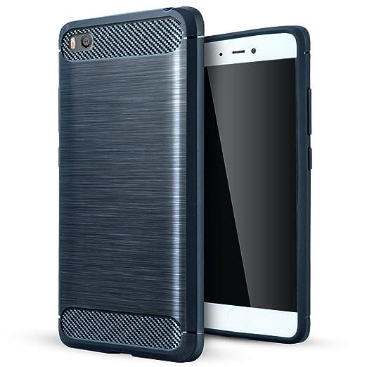 7 opinioni per Xiaomi Mi 5s Cover,Lizimandu Creative 3D Schema UltraSlim TPU Silikon