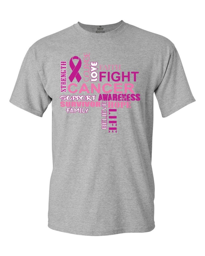 Breast Cancer Support T Shirt Breast Cancer Awareness Shirts