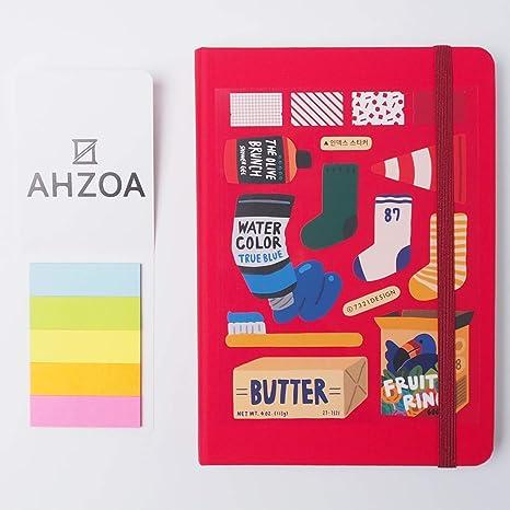 Amazon.com: My Color My Day Agenda con 5 colores de banderas ...