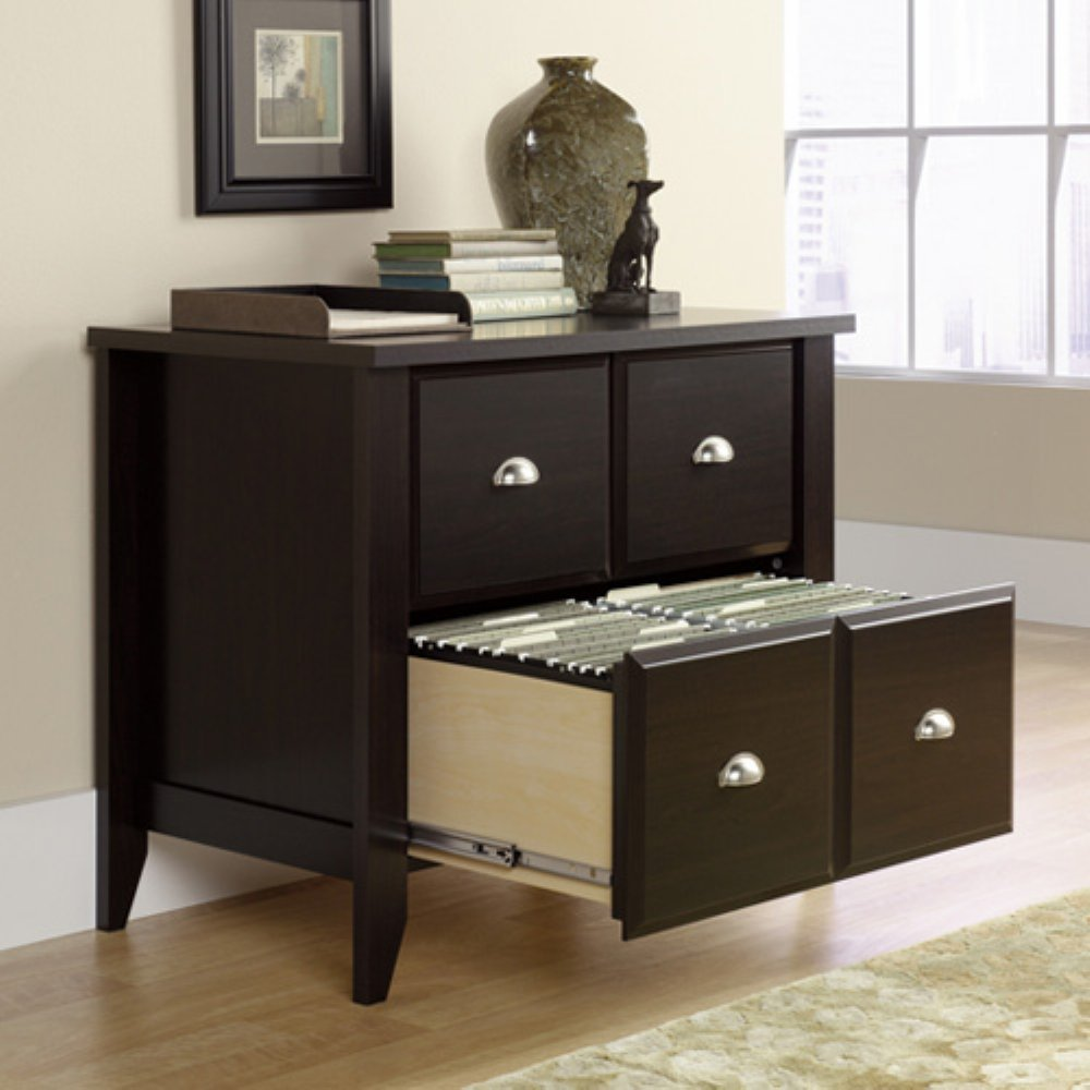 wood office cabinets. Amazon.com: Sauder Shoal Creek Lateral File, Jamocha Wood: Kitchen \u0026 Dining Wood Office Cabinets K