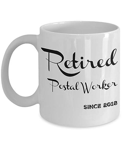 amazon com postal retirement gifts retired postal worker since