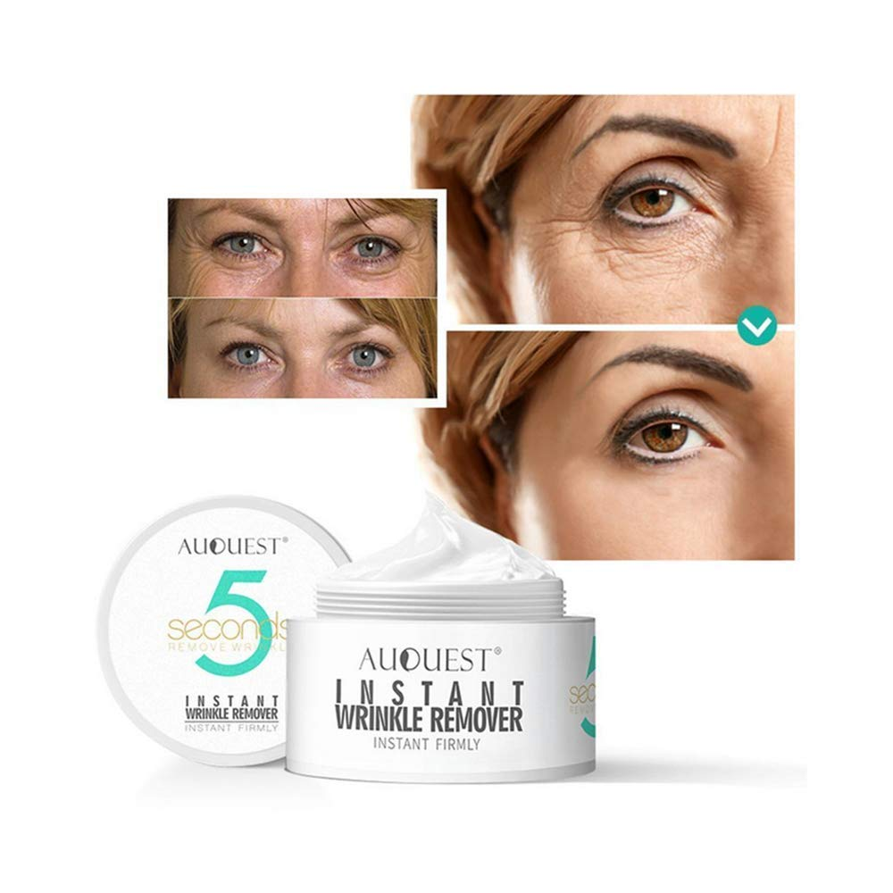 Amazon com : 5 Seconds Wrinkle Remover Instant Face Cream