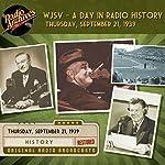 WJSV - A Day in Radio History |  WJSV Radio