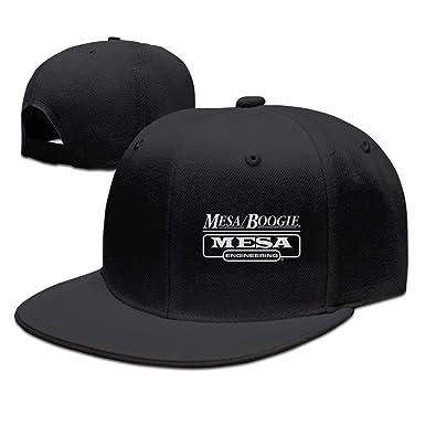 Gzddiedsa Mesa Boogie Logo Baseball Snapback Cap Black: Amazon.es ...