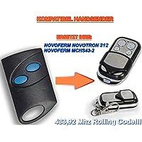 Novo Ferm Novotron 312, mchs43–2compatible handsender, 4de canal
