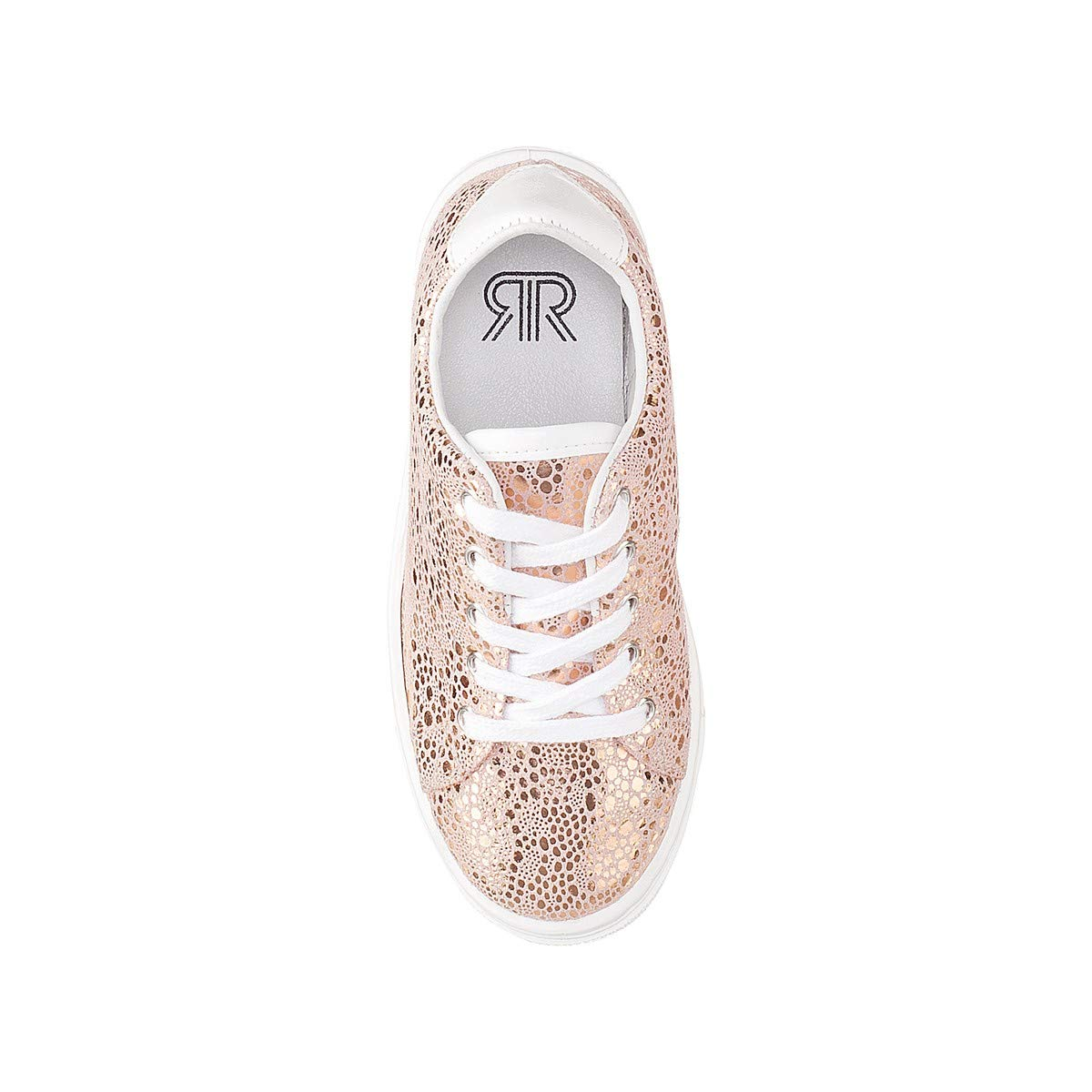 La Redoute Collections Big Girls Metallic Trainers