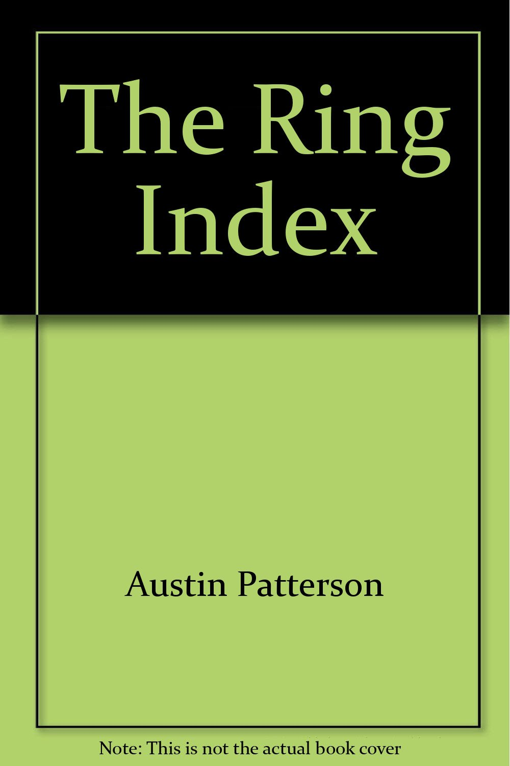 The ring index
