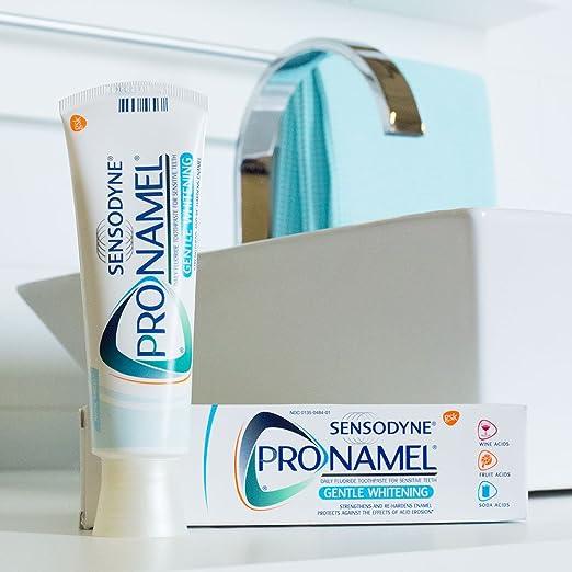 Sensodyne Pronamel Gentle Whitening Fluoride Toothpaste