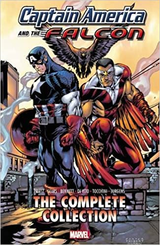 Amazon.com: Captain America & The Falcon by Christopher ...