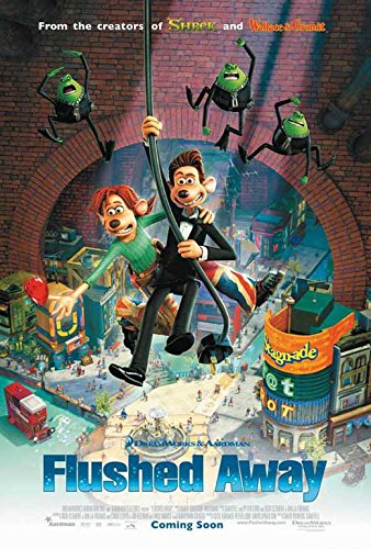 (Flushed Away (C) POSTER (11