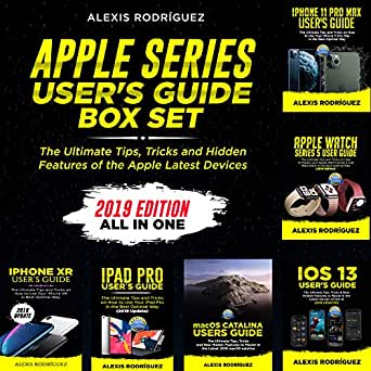 APPLE SERIES USERS GUIDE BOX SET: The Ultimate Tips, Tricks and ...