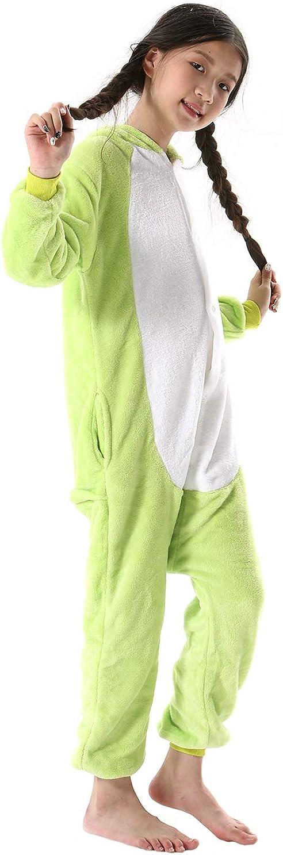 Onesies Costumes Novelty Cosplay Pjamas Animal Christmas Pyjamas Halloween Party Dresses