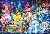 1000 piece puzzles disney castle - Tenyo Japan Jigsaw Puzzle D-1000-401 Disney Brilliant Dream (1000 Pieces)