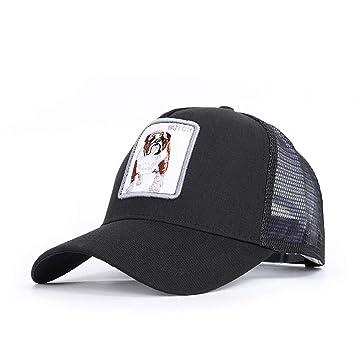 YSYNCAP Gorras Bordado Sombrero De Béisbol Hombres Mujeres ...