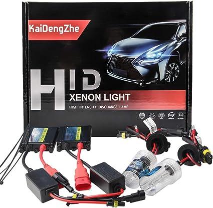 55W HID Xenon Conversion AC CANBUS Slim BALLAST after market kit Error Free 12V