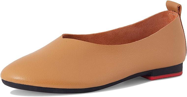 Ruiatoo Women's Slip On Flats Shoes