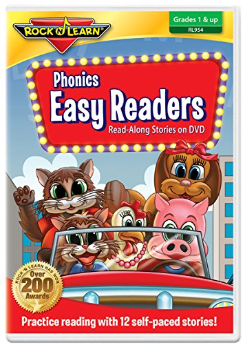 Reader Supply School (Phonics Easy Readers DVD by Rock 'N Learn)