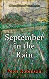 September in the Rain