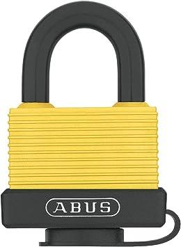 ABUS 70IB//45HB63 Marine Grade Brass /& Stainless covered padlock 2-1//2 inch KD