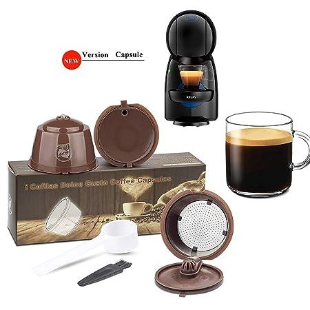 Cafilas - Cápsula de café Reutilizable para cafeteras Nescafe ...
