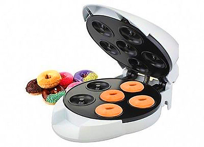 Restaurant Classics Perfect Mini Donut Maker No Deep Frying Quick and Easy