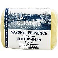 La Corvette zeep de Provence arganolie, 100 g