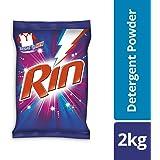 Rin Detergent Powder - 2kg Pouch