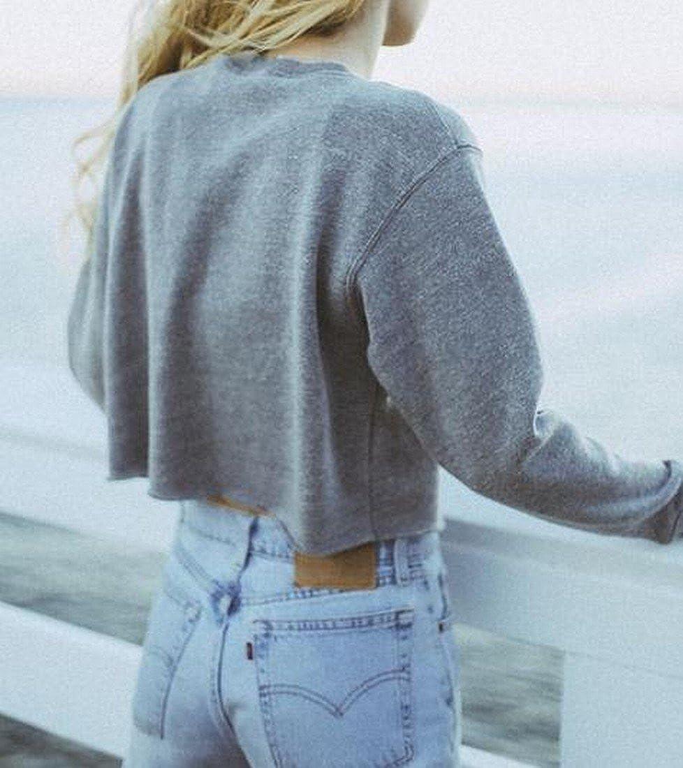 EKU FASHION Damen Sweatshirt