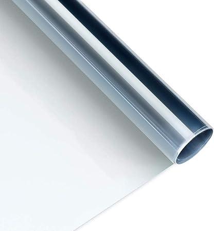 pu/ò essere tagliato su Will Parasole protezione dai raggi UV 50 * 300 cm Pellicole per vetri Pellicole per vetri antisolari Pellicole per vetri per tetti isolamento Trasmissione della luce