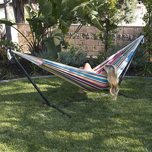Trendy Design Outdoor Camping Hammock Fabric and Stand with Carrying Bag Perfect Combination of Style and Functionality for - Stores Wilmington Nc