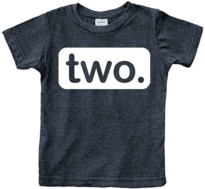 2nd Bday Two Year Old Second Birthday Gift Toddler//Kids Long sleeve T-Shirt I/'m