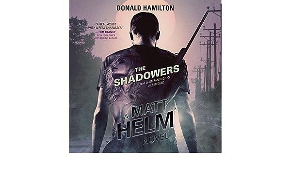 The Shadowers (Matt Helm): Amazon.es: Donald Hamilton ...