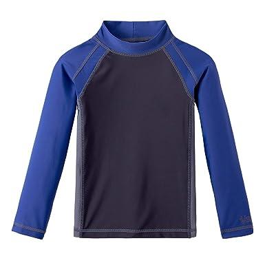 Baby Boy Long Sleeve Sun /& Swim Shirt UV SKINZ UPF 50