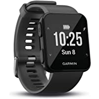 Garmin Forerunner 30 - Montre GPS de Course à Pied avec Cardio Poignet - Gris