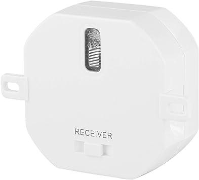 Opinión sobre Smartwares SH5-RBS-10A Receptor para Interior con Interruptor Incorporado, 1000 W, Blanco