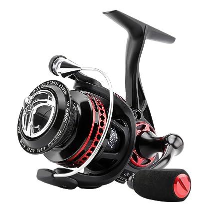 SeaKnight AXE Carretes de Pesca Spinning 6.2:1 Metal Carrete ...