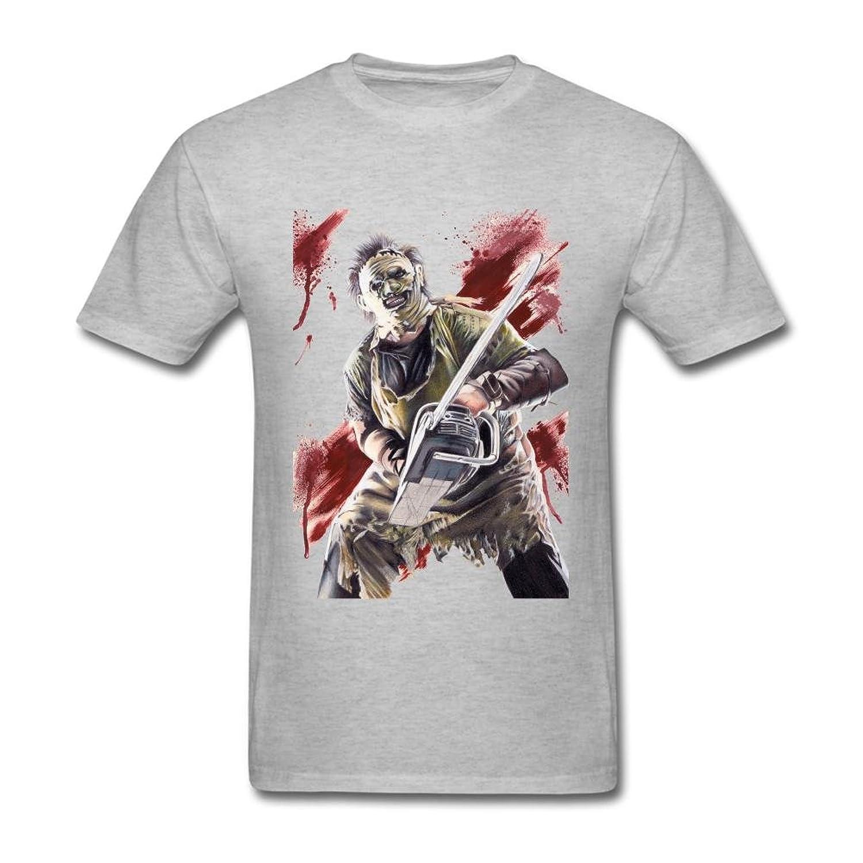 FQYPMC Man 100% Cotton Leatherface Tshirts