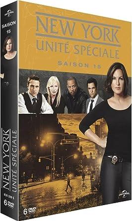 New York unité spéciale saison 15 VOSTFR