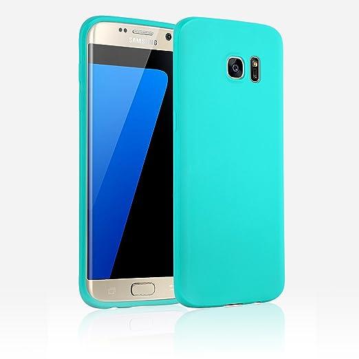 179 opinioni per Cover Galaxy S7 Edge, JAMMYLIZARD [Jelly] Custodia Case in Silicone Morbido
