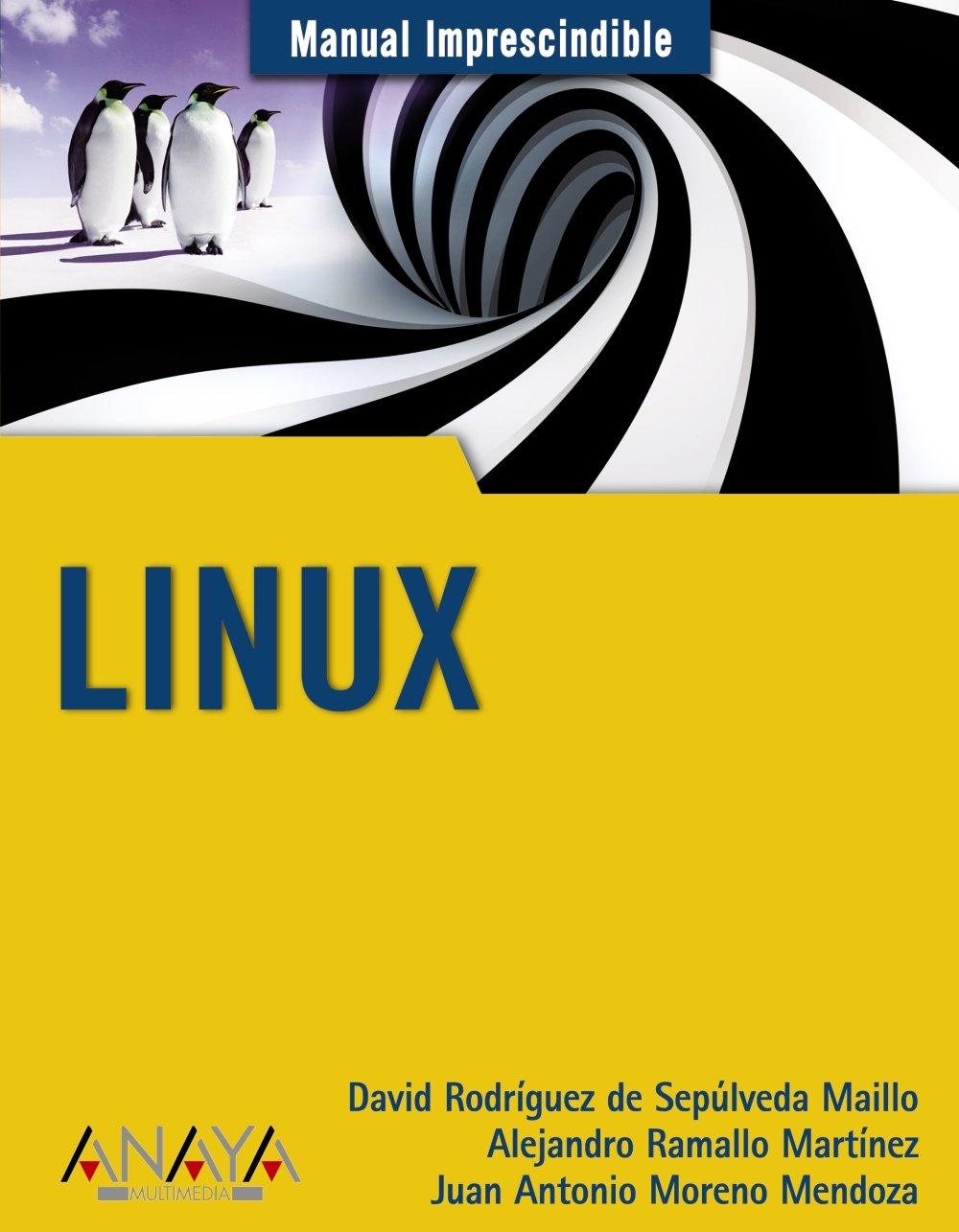 Download Manual imprescindible de Linux / Linux Essential Manual (Spanish Edition) ebook