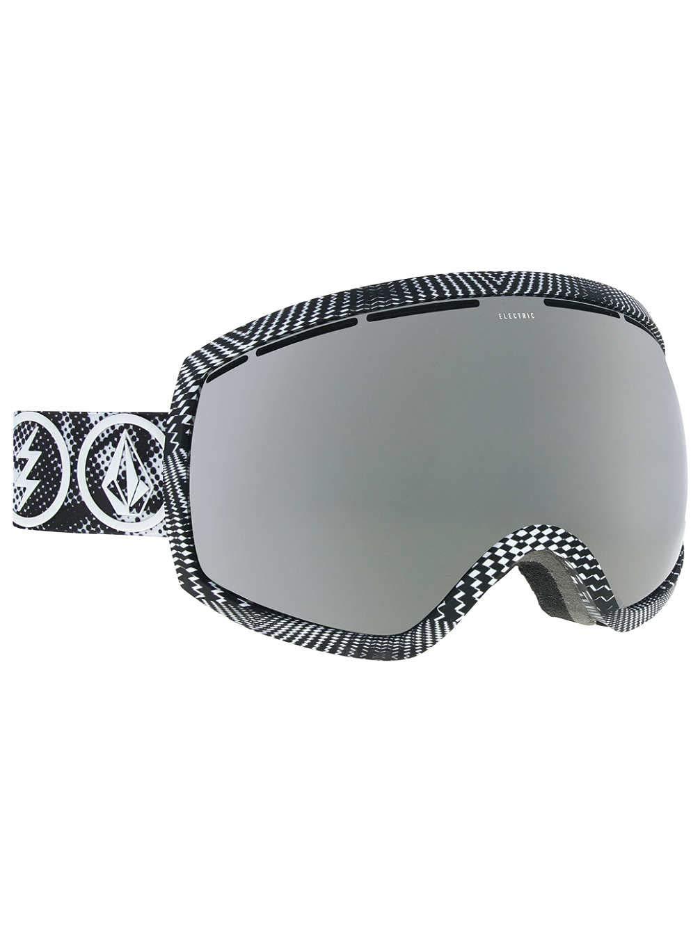 Electric California - EG2 - Masque - Ski & Snowboard - Mixte - Brose argent Chrome