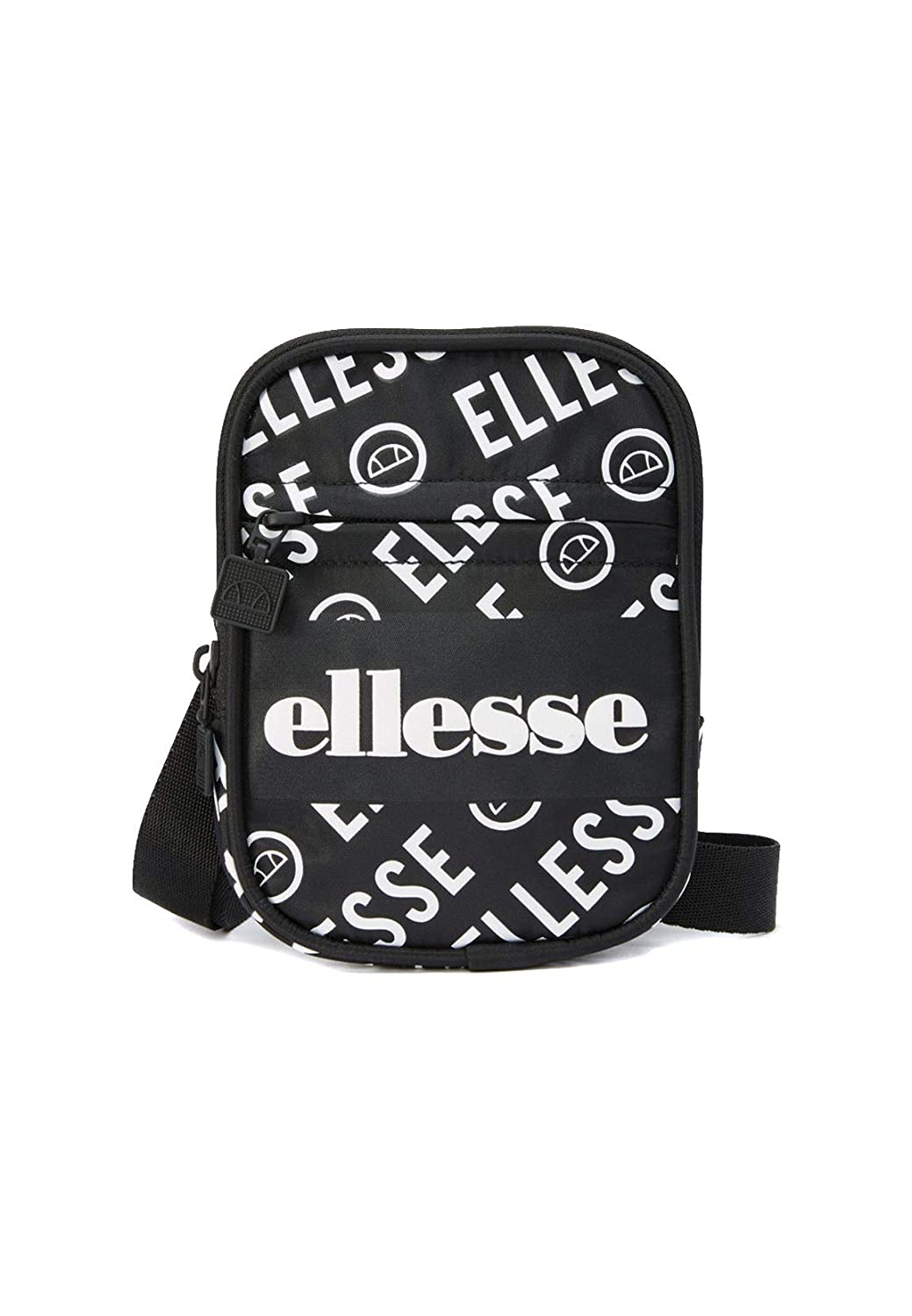 ellesse Umhängetasche MICKEL SMALL ITEM BAG Schwarz Black, Size:ONE SIZE